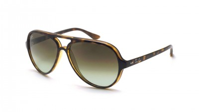 Ray-Ban Cats 5000 Tortoise RB4125 710/A6 59-13 93,12 €