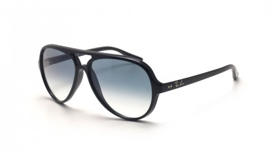 Ray-Ban Cats 5000 Schwarz RB4125 601/3F 59-13 93,12 €