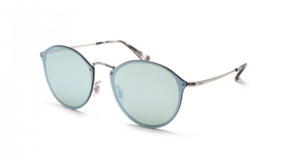 Ray-Ban Round Blaze Silber RB3574N 003/30 59-14 110,97 €