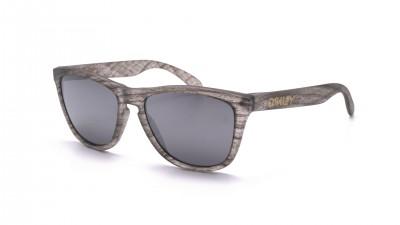 Oakley Frogskins Woodgrain Braun Mat OO9013 B6 55-17 75,00 €