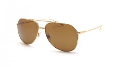 Dolce & Gabbana DG2166 02/83 61-14 Golden Polarized 157,50 €