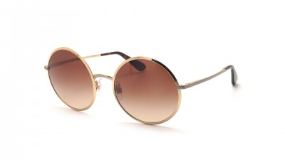 Dolce & Gabbana DG2155 129713 56-20 Golden Gradient 124,92 €