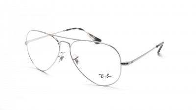 Ray-Ban Aviator Optics Silber RX6489 2501 58-14 71,58 €