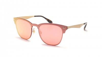 Ray-Ban Clubmaster Blaze Golden RB3576N 043/E4 110,97 €