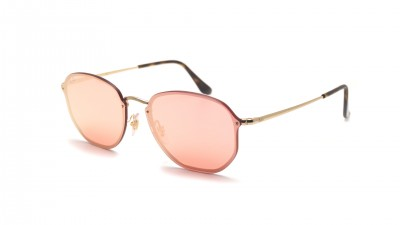 Ray-Ban Hexagonal Blaze Golden RB3579N 001/E4 58-15 90,36 €