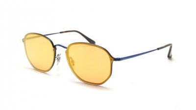 Ray-Ban Hexagonal Blaze Blau RB3579N 90387J 58-15 112,95 €