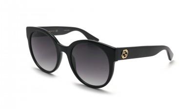 Gucci GG0035S 001 54-22 Schwarz Gradient 179,92 €