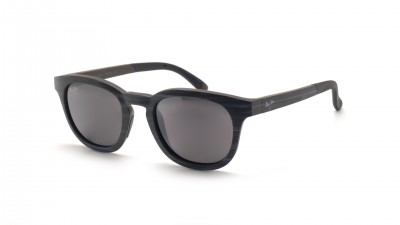 Maui Jim Koko Head Woodgrain Grau Mat 737 63W 48-22 Polarized 148,25 €