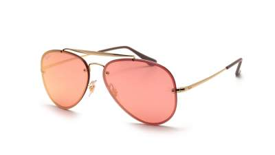 Ray-Ban Blaze Aviator Golden RB3584N 9052/E4 58-13 118,90 €