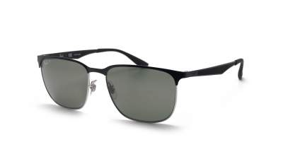 Ray-Ban RB3569 9004/9A 59-17 Schwarz Polarized 96,58 €