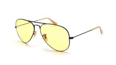Ray-Ban Aviator Metal Evolve Schwarz Mat RB3025 9066/4A 58-14 Photochromic 108,98 €