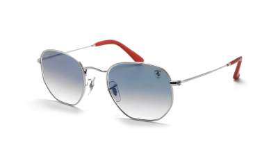 Ray-Ban Hexagonal Scuderia Ferrari Silber RB3548NM F007/3F 51-21 Gradient 209,24 €