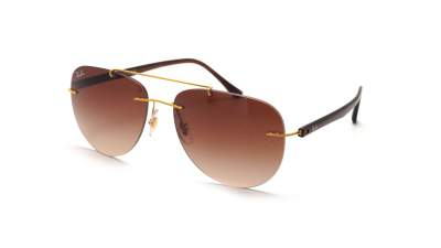 Ray-Ban Light Ray Gelb RB8059 157/13 57-16 Gradient 161,54 €