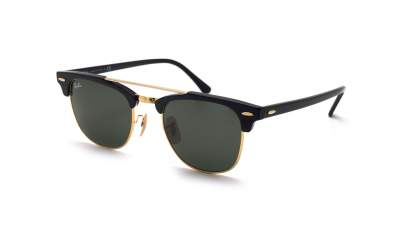 Ray-Ban Clubmaster Double Bridge Schwarz RB3816 901 51-21 81,58 €