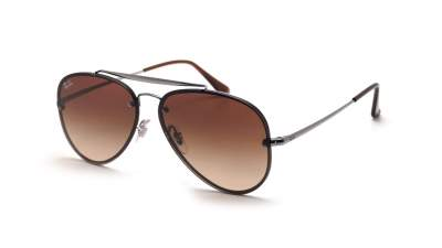 Ray-Ban Aviator Blaze Silber RB3584N 004/13 61-13 Gradient 86,58 €