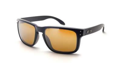 Oakley Holbrook Schwarz Mat OO9102 D7 57-18 Polarized 119,08 €