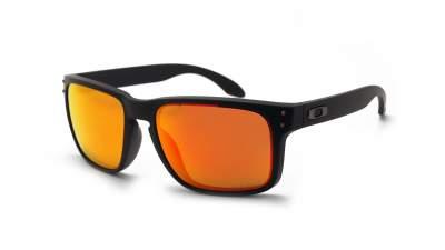 Oakley Holbrook Schwarz Mat OO9102 E2 57-18 106,01 €