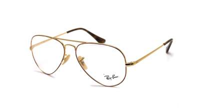 Ray-Ban Aviator Optics Golden RX6489 2945 58-14 71,58 €