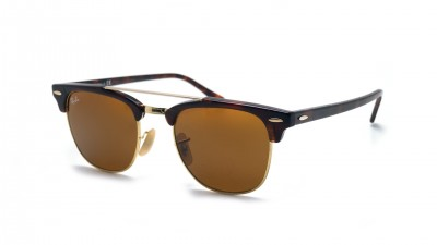 Ray-Ban Clubmaster Double Bridge Schale RB3816 990/33 51-21 81,58 €