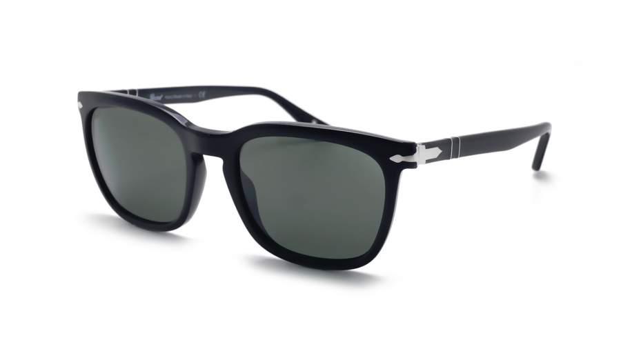 PERSOL Persol Herren Sonnenbrille » PO3193S«, schwarz, 95/31 - schwarz/grün