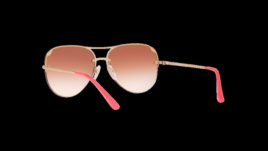 VOGUE Vogue Damen Sonnenbrille » VO4080S«, rosa, 50756F - rosa/rosa