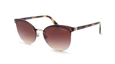 VOGUE Vogue Damen Sonnenbrille » VO5212S«, schwarz, W44/87 - schwarz/grau