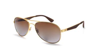 Ray-Ban Aviator large metal Gold RB3549 001/T5 58-16 Polarisierte Gläser 120,88 €