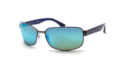 Ray-Ban RB3566CH 004/A1 65-17 Blau Polarisierte Gläser 106,58 €