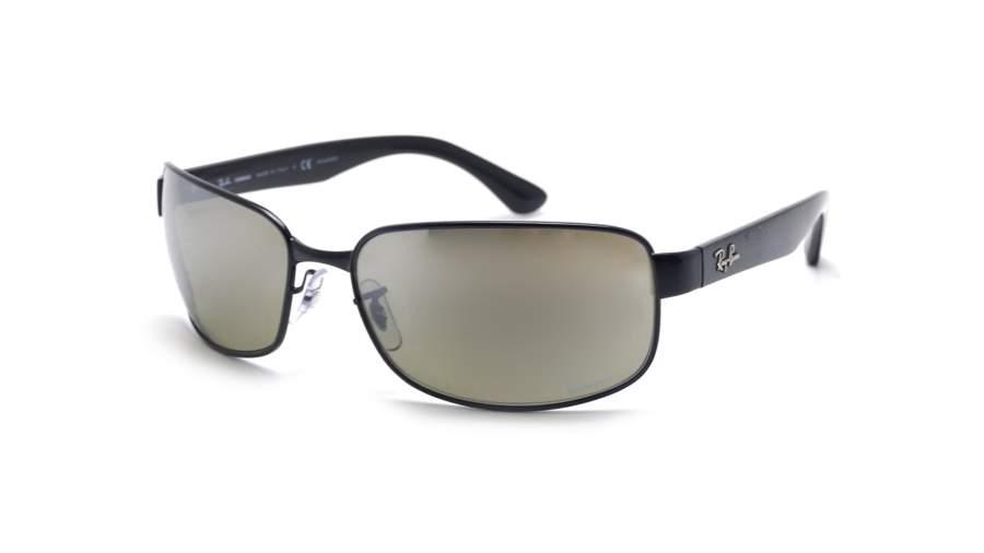 RAY BAN RAY-BAN Herren Sonnenbrille » RB3566CH«, grau, 004/A1 - grau/blau