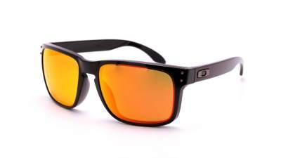 Oakley Holbrook Schwarz OO9102 F1 57-18 Polarisierte Gläser 118,90 €