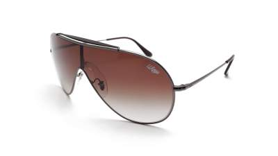 Ray-Ban Wings Silber RB3597 004/13 33-18 124,85 €