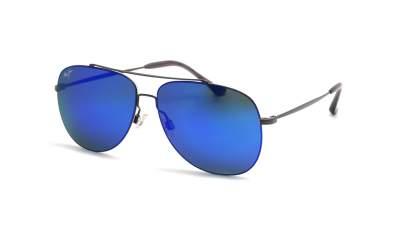Maui Jim Cinder cone Bleu hawaï Matt B78902S  58-14 Polarisierte Gläser 227,98 €