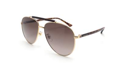 Gucci GG0014S 002 60-15 Gold 247,82 €