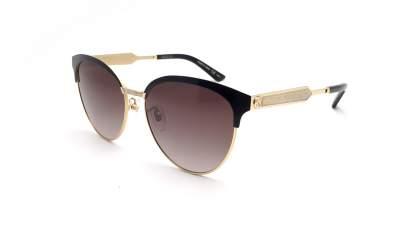 Gucci GG0074S 002 57-16 Schwarz 239,88 €