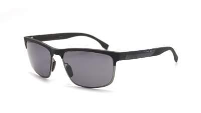 Hugo Boss 0835S I9J 58-18 Grau Matt Polarisierte Gläser 150,66 €