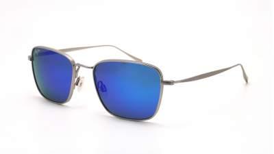 Maui Jim Spinnaker Silber Matt B545 11B 54-19 Polarisierte Gläser 252,78 €