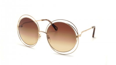 Chloé Carlina Golden CE114SD 784 58-18 Gradient 270,63 €
