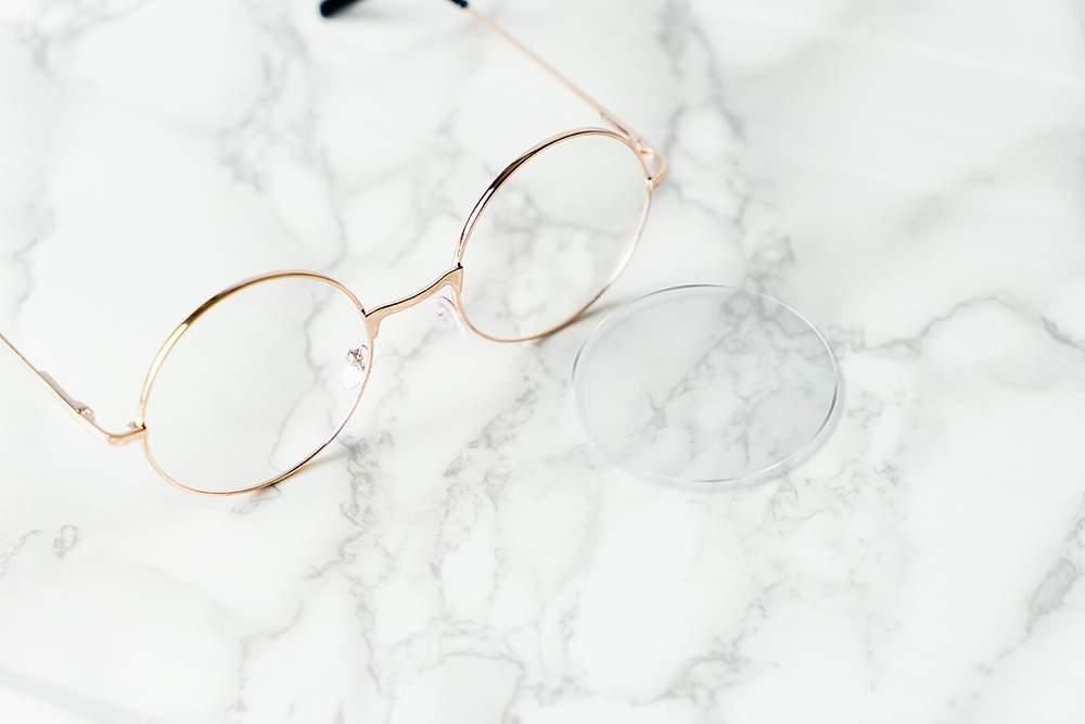 """Alles Wissenswerte über die Option """"Verdünnung"""" für Ihre Brillengläser"""