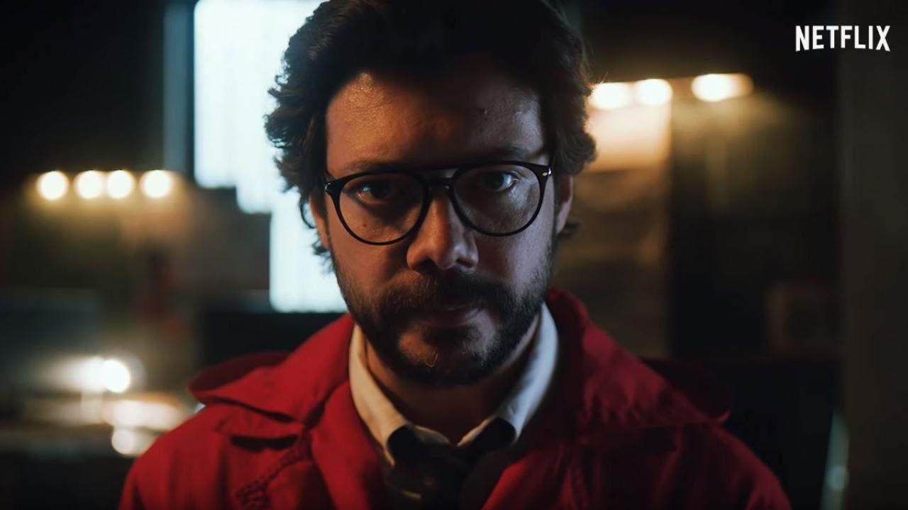 Wir haben die El Professor Brille in der Casa de Papel für Sie gerichtet!