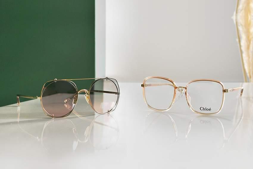 Entdecken Sie die neue Chloé Kollektion und gewinnen Sie zwei Brillen