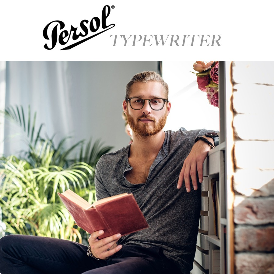 Persol Brillen | Typewriter Edition