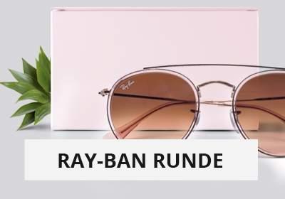 Rayban Runde Sonnenbrille