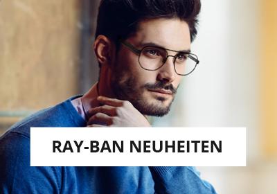 Ray-Ban Sehbrille | Neuheiten